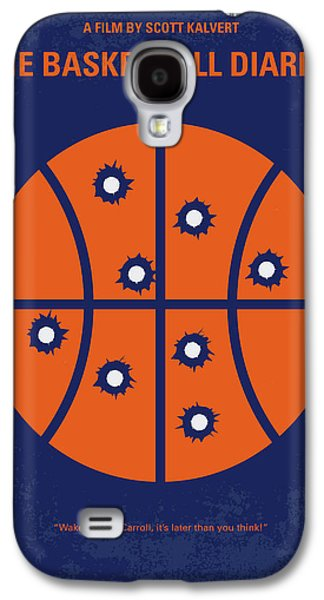 No782 My The Basketball Diaries Minimal Movie Poster Galaxy S4 Case by Chungkong Art