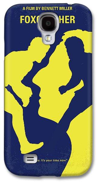 No788 My Foxcatcher Minimal Movie Poster Galaxy S4 Case