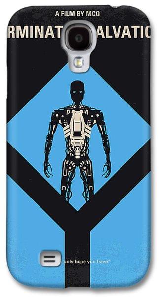 No802-4 My The Terminator 4 Minimal Movie Poster Galaxy S4 Case