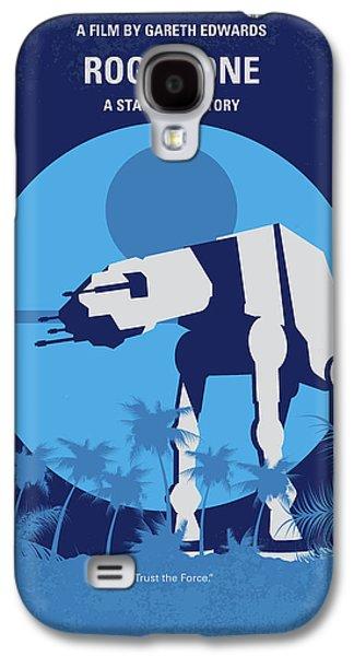 No819 My Rogue One Minimal Movie Poster Galaxy S4 Case