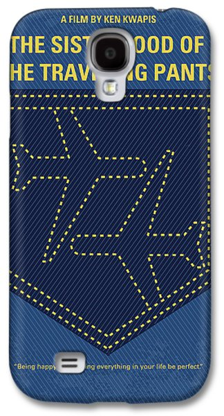 No826 My The Sisterhood Of The Traveling Pants Minimal Movie Poster Galaxy S4 Case