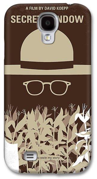 No830 My Secret Window Minimal Movie Poster Galaxy S4 Case