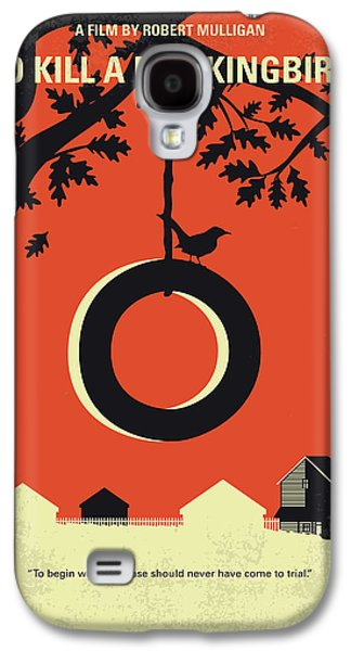 No844 My To Kill A Mockingbird Minimal Movie Poster Galaxy S4 Case