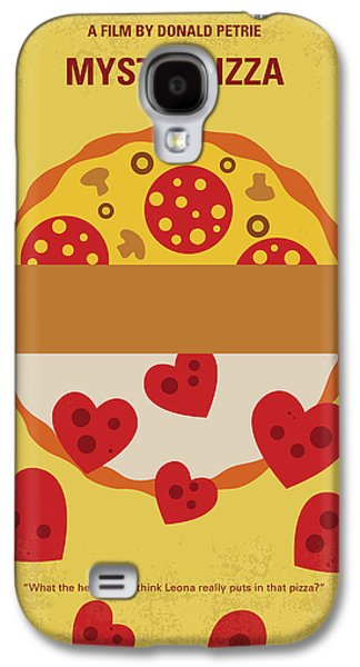 No846 My Mystic Pizza Minimal Movie Poster Galaxy S4 Case