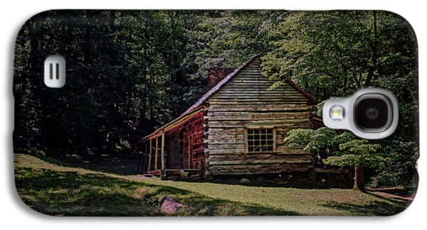 Noah Ogle - Cabin Galaxy S4 Case by Nikolyn McDonald