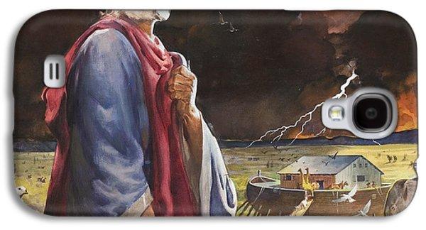 Noah's Ark Galaxy S4 Case by James Edwin McConnell