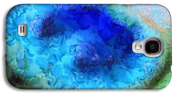 Noble Peacock Galaxy S4 Case by Krissy Katsimbras