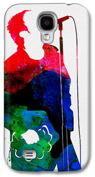 Noel Watercolor Galaxy S4 Case