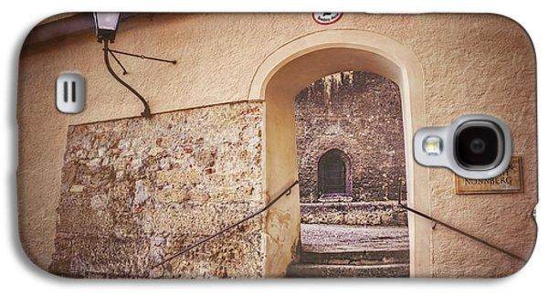 Nonnberg Abbey In Salzburg Austria  Galaxy S4 Case by Carol Japp