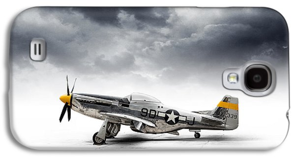 North American P-51 Mustang Galaxy S4 Case
