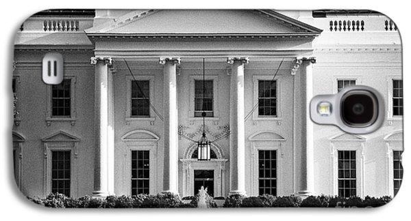 Whitehouse Galaxy S4 Case - north facade from pennsylvania avenue the white house Washington DC USA by Joe Fox