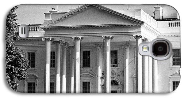 Whitehouse Galaxy S4 Case - north facade of the White House Washington DC USA by Joe Fox