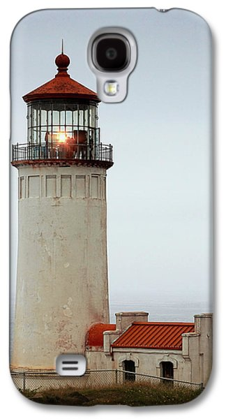 North Head Lighthouse - Ilwaco On Washington's Southwest Coast Galaxy S4 Case by Christine Till