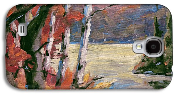 North Lake By Prankearts Galaxy S4 Case by Richard T Pranke