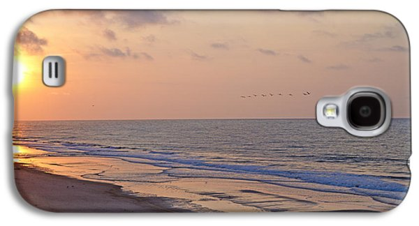 North Topsail Beach Glory Galaxy S4 Case