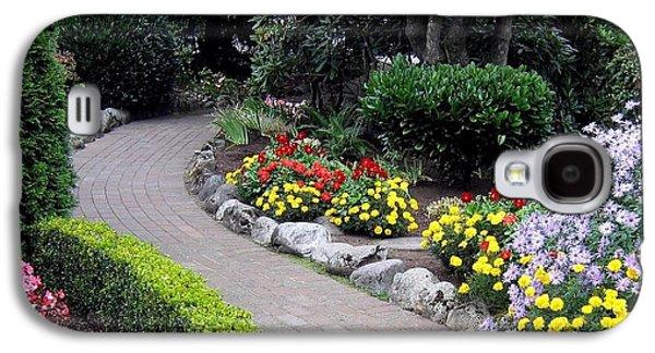 North Vancouver Garden Galaxy S4 Case by Will Borden