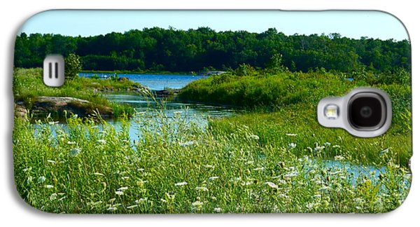 Northern Ontario 1 Galaxy S4 Case by Claire Bull