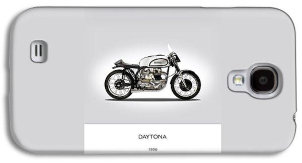 Norton Daytona Galaxy S4 Case by Mark Rogan