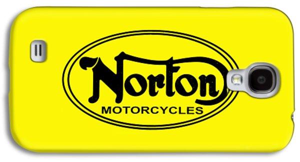 Norton Motorcycles Galaxy S4 Case by Mark Rogan