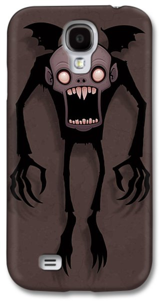 Nosferatu Galaxy S4 Case by John Schwegel