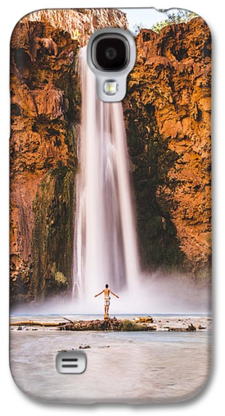 Not All Who Wander Are Lost Galaxy S4 Case by Bill Cantey