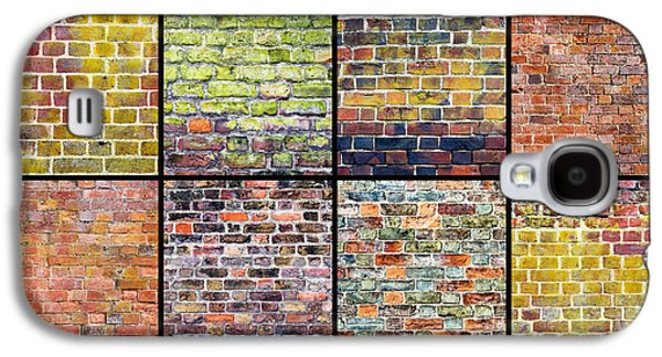 Not Just A Brick In The Wall Galaxy S4 Case by Tim Gainey