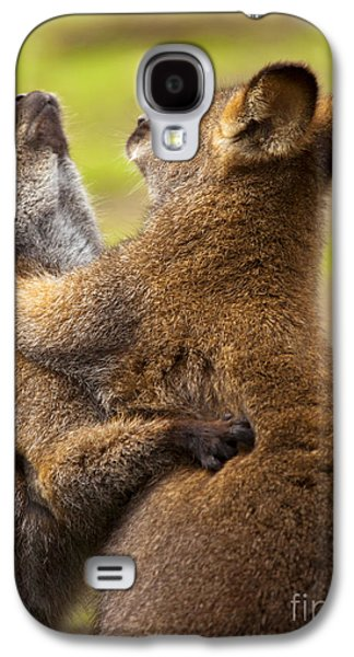 Not The Ears Galaxy S4 Case