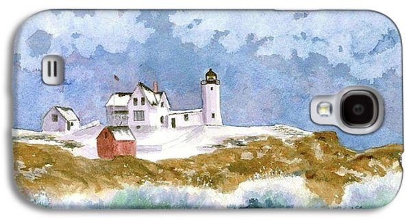 Nubble In Winter Galaxy S4 Case