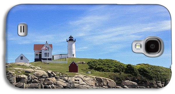 Nubble Light House Galaxy S4 Case
