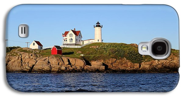Nubble Light Galaxy S4 Case by Imagery-at- Work