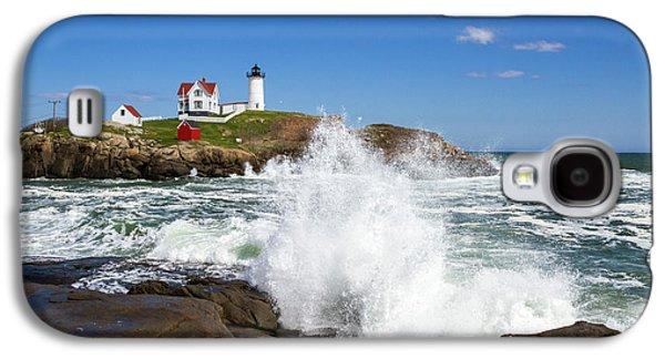 Nubble Lighthouse Galaxy S4 Case