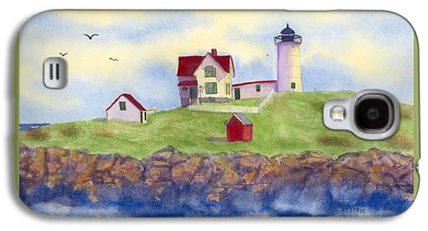 Nubble Lighthouse York Maine  Galaxy S4 Case