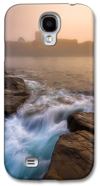 Nubble Morning Fog Galaxy S4 Case
