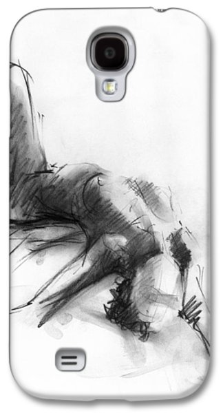 Nudes Galaxy S4 Case - Nude 4 by Ani Gallery