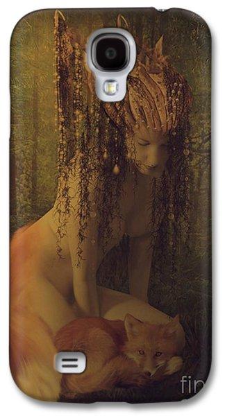 Nurture Galaxy S4 Case