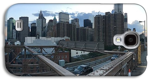 NYC Galaxy S4 Case by Ashley Torres