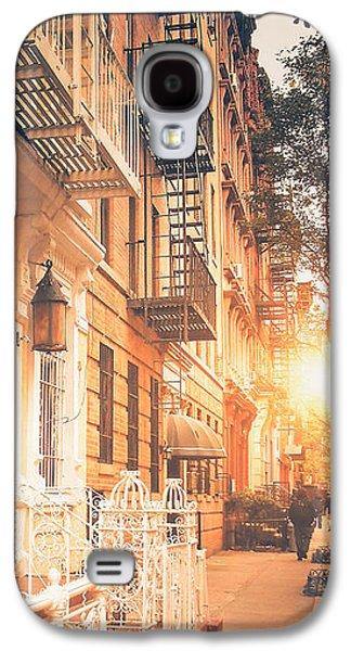 Nyc Autumn Galaxy S4 Case by Vivienne Gucwa