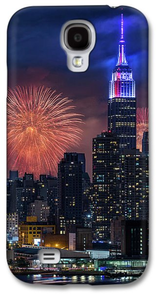 Nyc Fourth Of July Fireworks  Galaxy S4 Case