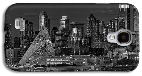 Nyc Golden Empire Bw Galaxy S4 Case