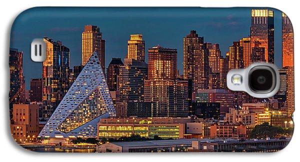 Nyc Golden Empire Galaxy S4 Case
