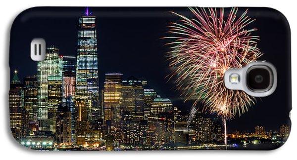 Nyc World Trade Center Pride Galaxy S4 Case