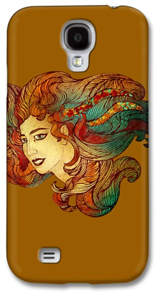Nymph Galaxy S4 Case by Irina Effa