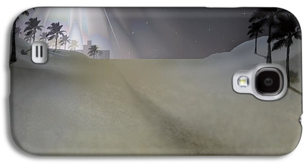 O Little Town Galaxy S4 Case by Brian Wallace