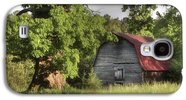 Oak Framed Barn Galaxy S4 Case by Benanne Stiens