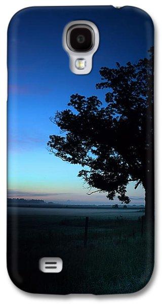 Oak Silhouette Galaxy S4 Case