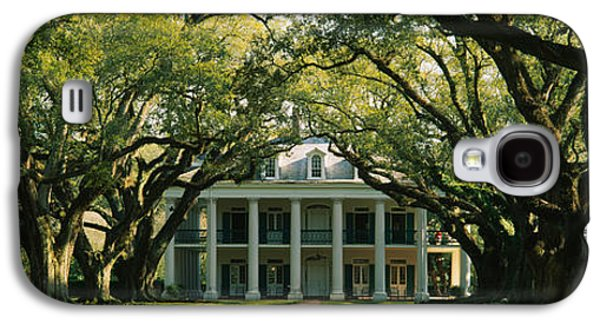 Oak Trees In Front Of A Mansion, Oak Galaxy S4 Case