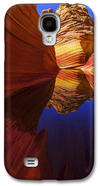 Oasis Galaxy S4 Case by Chad Dutson