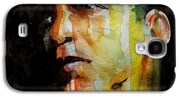 Obama Galaxy S4 Case by Paul Lovering