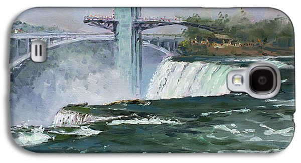 Observation Tower In Niagara Falls Galaxy S4 Case