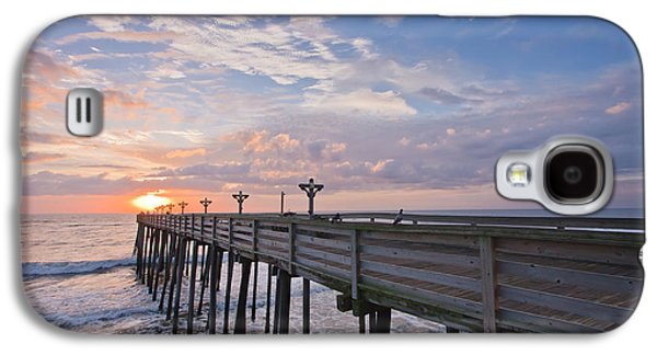 Obx Sunrise Galaxy S4 Case by Adam Romanowicz